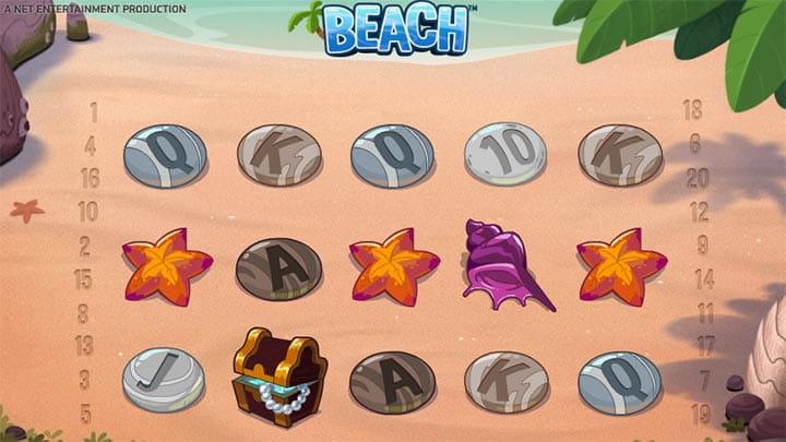Sommer Spielautomaten