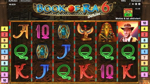 online casino mit book of ra faust
