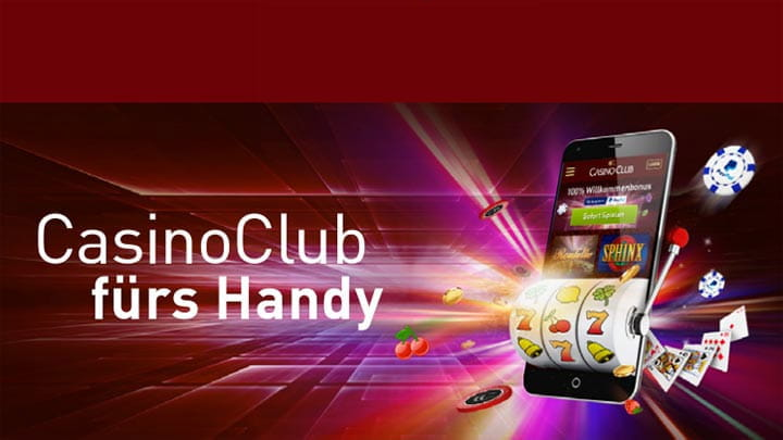 casino club handy