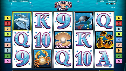 online casino mit book of ra dolphins pearl free slots