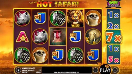 Jetzt Sevens High im online Casino von Casumo spielen