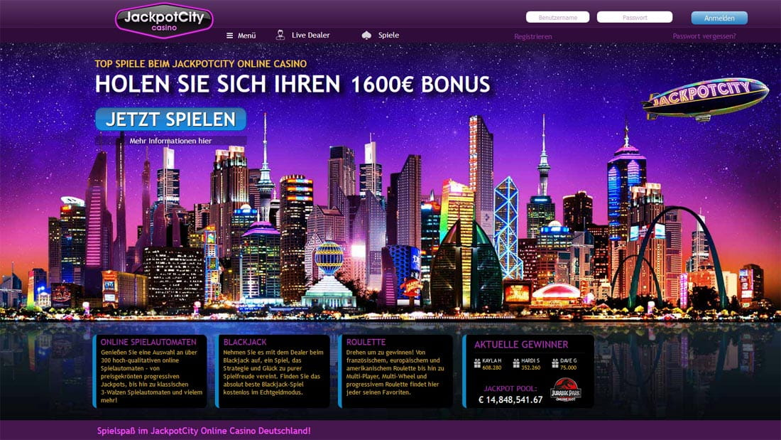 online casino city pearl casino