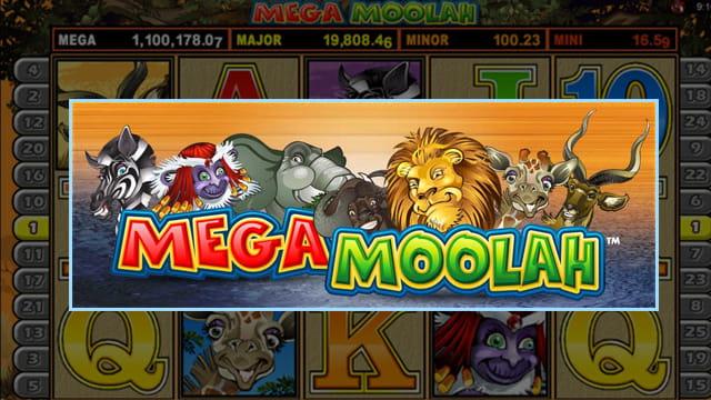Mega Moolah Rekordhalter online spielen