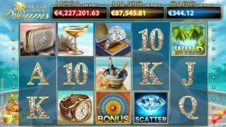 Mega Fortune Dreams Spielautomat