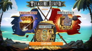 Treasure Island, Red Lady & Hook's Heroes
